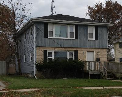 Kenosha County Two Family Home For Sale: 3823 29th Ave