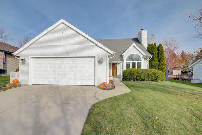 Oak Creek Single Family Home Active Contingent With Offer: 3020 E Diane Dr