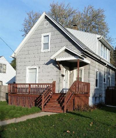 Kenosha County Single Family Home For Sale: 1002 75th St