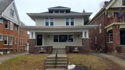 Milwaukee Single Family Home For Sale: 1932 N 48th St