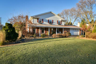 Brookfield Single Family Home Active Contingent With Offer: 3785 Fresno Rd
