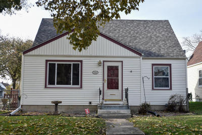 Single Family Home For Sale: 3829 S 20th #Place