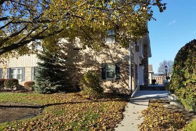 Milwaukee County Condo/Townhouse For Sale: 5700 W Wahner #101