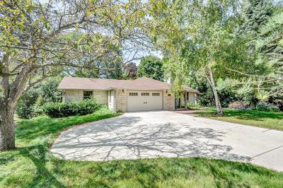 Waukesha County Single Family Home For Sale: 1185 Lone Tree Rd