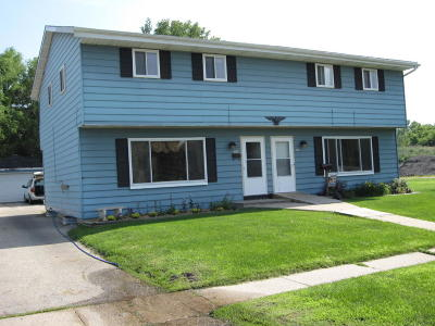 Waukesha County Two Family Home For Sale: 103 Jean St #105