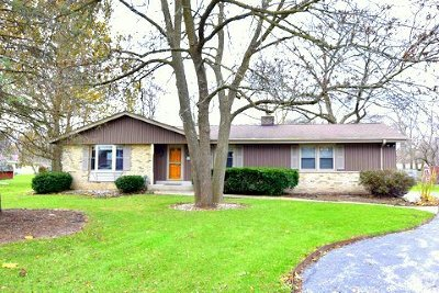 Germantown Single Family Home Active Contingent With Offer: W158n9783 Sumac Rd