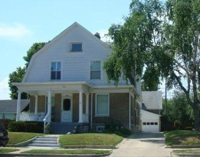 Racine County Single Family Home For Sale: 1914 N Main
