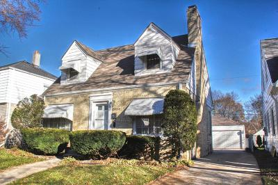 Milwaukee County Single Family Home For Sale: 2450 N 86th St