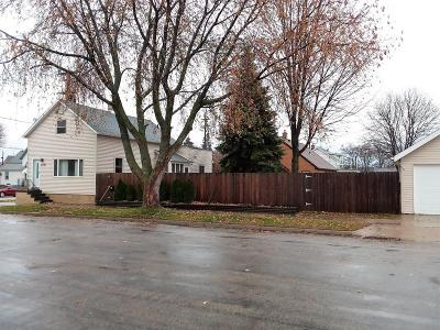 Single Family Home For Sale: 1201 S 20th St