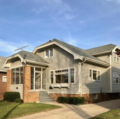 Racine County Single Family Home For Sale: 921 Monroe Ave