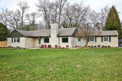 Milwaukee County Single Family Home Active Contingent With Offer: 820 E Calumet Rd