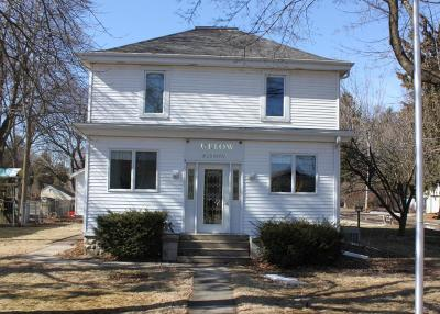 Hartland Single Family Home Active Contingent With Offer: W315n7471 State Road 83