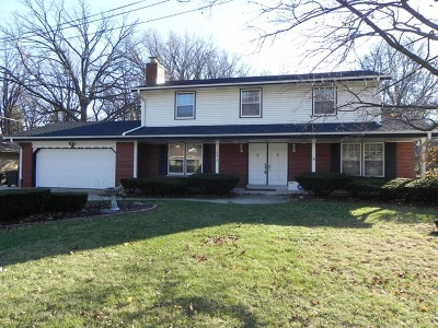 Milwaukee County Single Family Home For Sale: 10417 W Ruby Ave