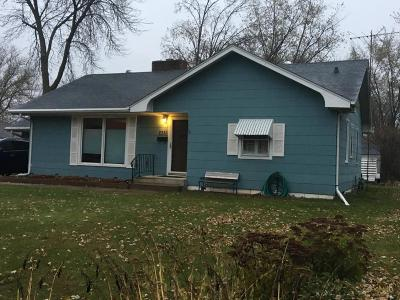 Single Family Home For Sale: 2311 Coulee Dr