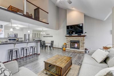 Condo/Townhouse For Sale: 1620 Grey Fox Trl #H