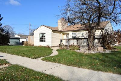 Racine County Single Family Home For Sale: 1000 South St