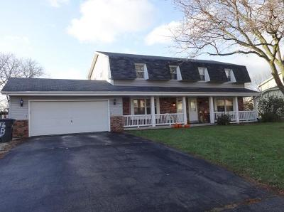 Racine County Two Family Home For Sale: 316 N 6th St