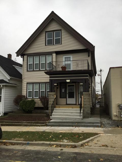 West Allis Two Family Home For Sale: 5851 W Madison St #5853