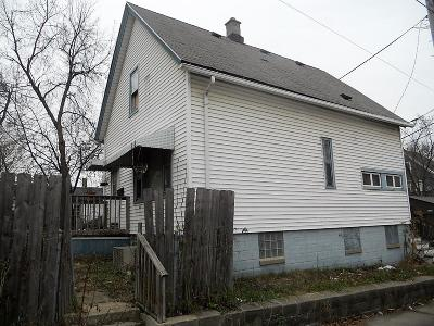 Single Family Home For Sale: 1324 S 21st St #A