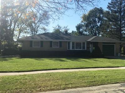 Single Family Home For Sale: 5401 Oxford Dr.