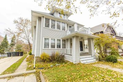 Milwaukee County Two Family Home For Sale: 533 N 62nd St