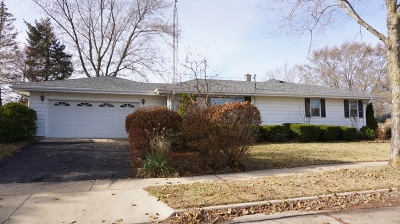 Racine County Single Family Home For Sale: 357 Garfield St