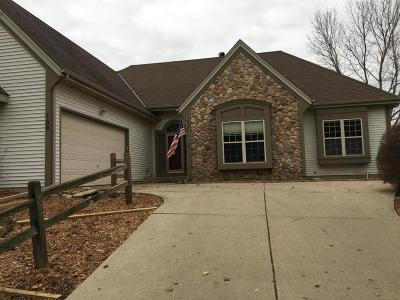 Waukesha Single Family Home For Sale: 138 Manchester Dr