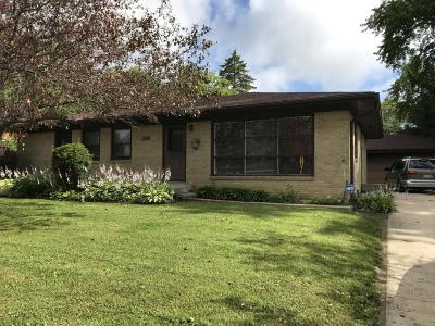Racine County Single Family Home For Sale: 3824 Spring St