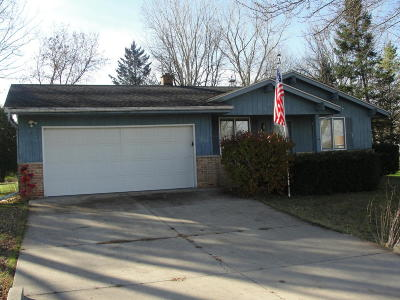 Racine County Single Family Home For Sale: 30729 Belaire Dr