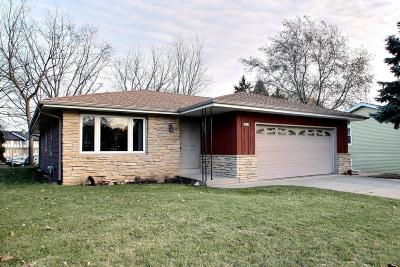 Racine County Single Family Home For Sale: 1915 Menomonee Ave