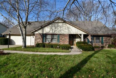 Greendale Single Family Home For Sale: 8936 Greenacre Ct