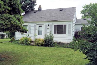 Greenfield Single Family Home Active Contingent With Offer: 4960 S 30th St