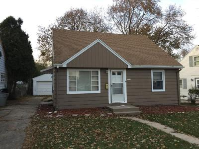Milwaukee Single Family Home For Sale: 3791 N 74th St