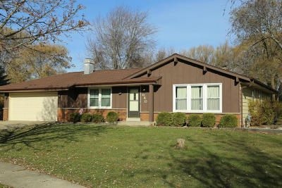 Milwaukee County Single Family Home For Sale: 640 E Marion Ct