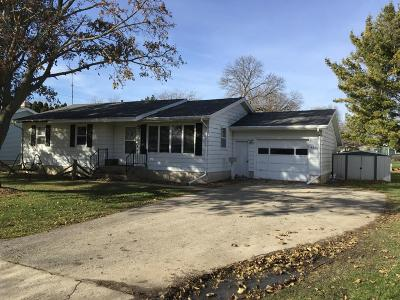 Single Family Home Active Contingent With Offer: 421 Memorial Dr