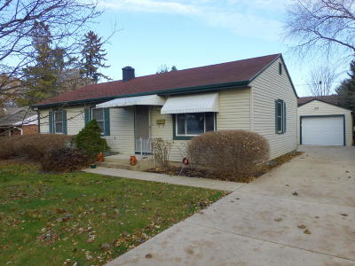 Milwaukee County Single Family Home For Sale: 524 N 98th St