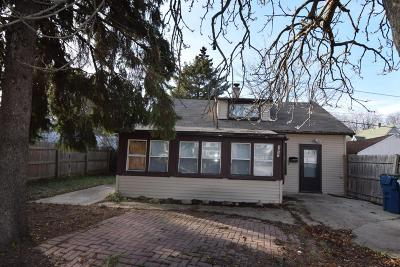 Milwaukee County Single Family Home For Sale: 3037 N 58th St
