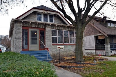 Milwaukee County Single Family Home For Sale: 2010 N 55th St