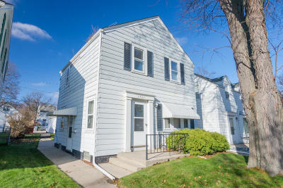 Milwaukee County Single Family Home For Sale: 3725 S Logan Ave.