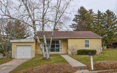 Watertown Single Family Home Active Contingent With Offer: 1314 Octagon Ct