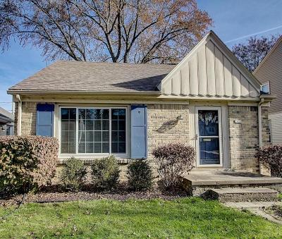 Milwaukee County Single Family Home For Sale: 2458 N 83rd St