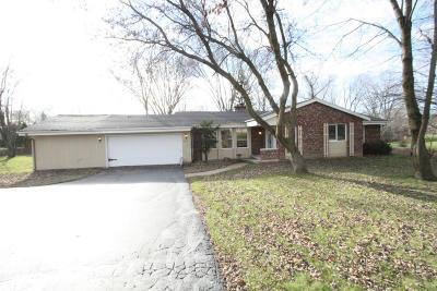 Grafton Single Family Home For Sale: 5601 Gray Log Ct