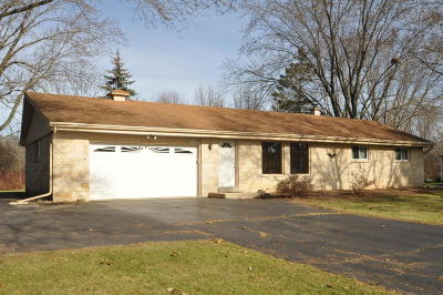 Germantown Single Family Home Active Contingent With Offer: N109w15352 Lyle Ln