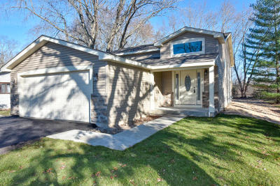 Pleasant Prairie Single Family Home Active Contingent With Offer: 9145 8th Ave