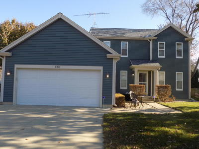 Kenosha Single Family Home For Sale: 7211 93rd Ave