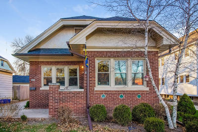 Shorewood Multi Family Home Active Contingent With Offer: 4407 N Morris Blvd