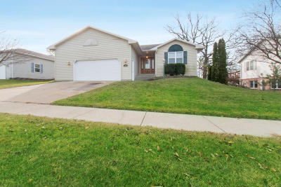 Whitewater Single Family Home Active Contingent With Offer: 1235 Bloomingfield Dr