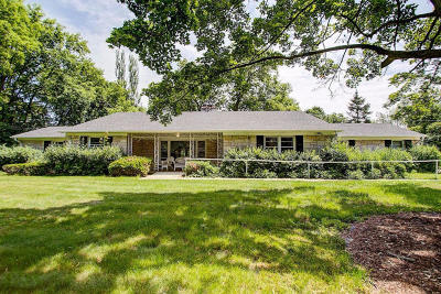 Brookfield Single Family Home Active Contingent With Offer: 260 S Elm Grove Rd