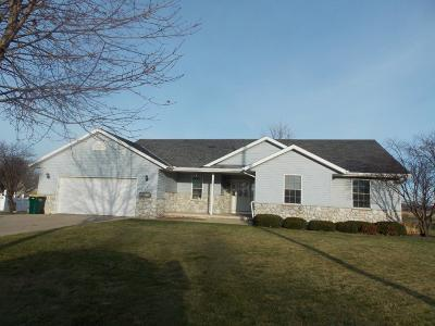 Single Family Home Active Contingent With Offer: 1200 Cheyenne Ct