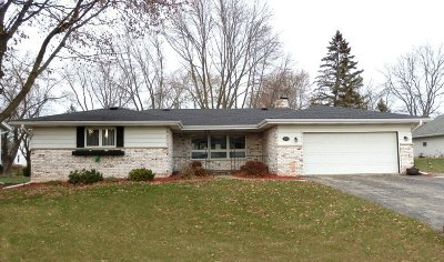 Watertown Single Family Home Active Contingent With Offer: 204 Silver Dr